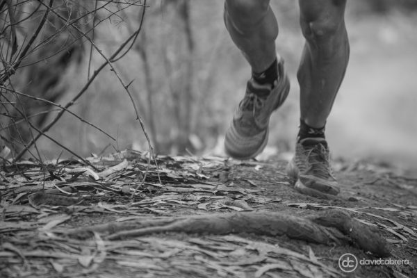 Trail del Norte 2016. Arucas. zapatillas corredor. De David Cabrera Fotografía