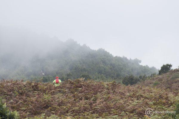 Trail del Norte 2016. Arucas. Corredor. De David Cabrera Fotografía
