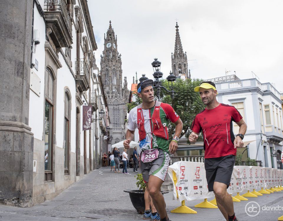 Trail del Norte 2016. Arucas