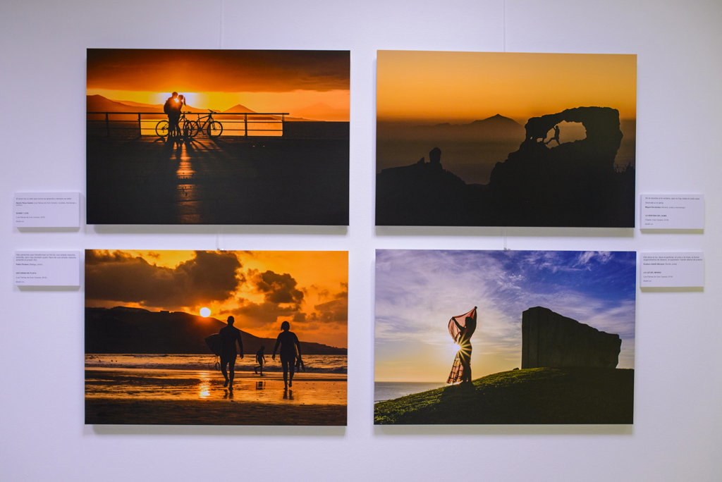 Exposición Cita con la imagen. Arucas. Fotografías de David Cabrera Guillén