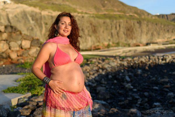 Fotos de Embarazo de Elena. Por David Cabrera Guillén