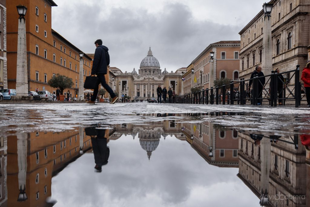 Reflejos del Vaticano