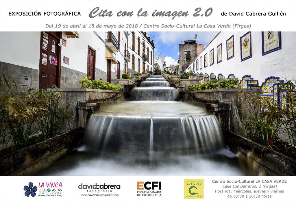 Exposición fotográfica Cita con la imagen 2.0 de David Cabrera Guillén