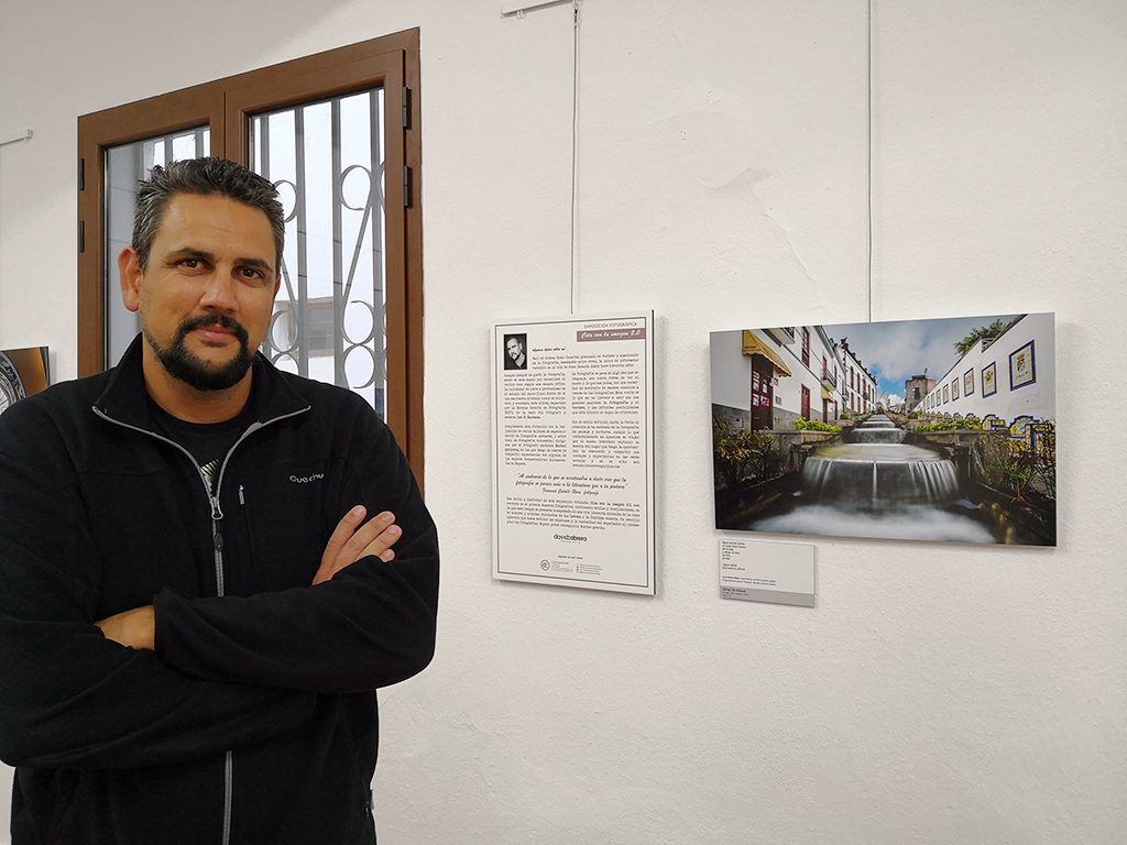 David Cabrera Guillén - Cita con la imagen 2.0 en Firgas